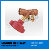 High Performance Bronze Balance Valve