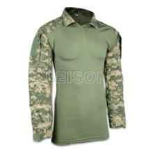 La camisa táctica para los militares satisface la norma ISO