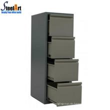 Günstigen Preis Büro Stahl Aktenschrank mit 4 Schubladen