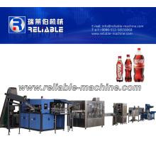 Fabricant de machine de remplissage de boissons gazeuses bouteille aérée Jiangsu