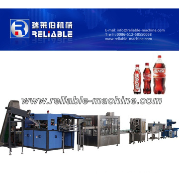 Jiangsu Aerated Bottle Gas Beverage Filling Machine Manufacturer
