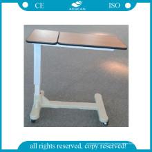 AG-Obt005 Mesa de hospital sobre cama