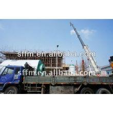 Single sodium chloroacetate production line