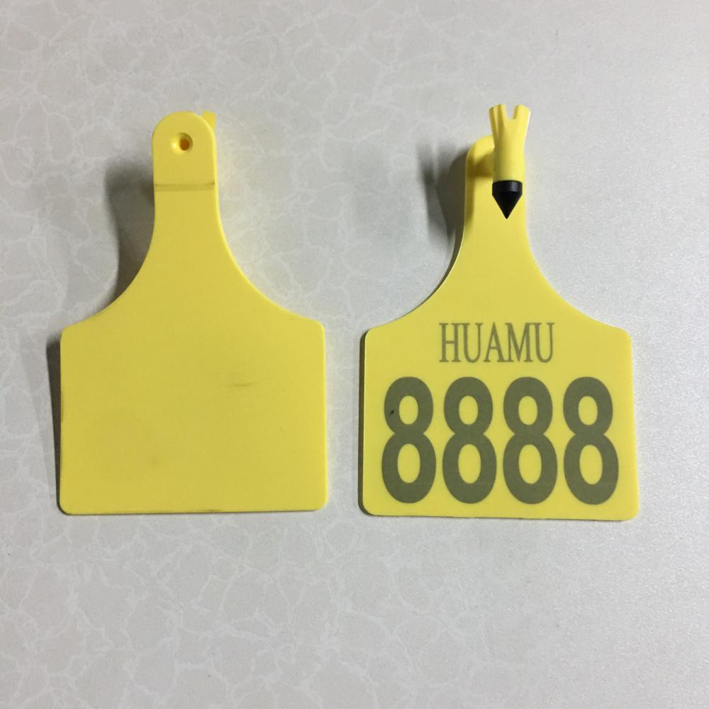 Cattle single ear tag