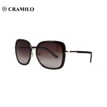Gafas de sol de moda populares originales de la marca famosa gafas