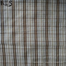 Cotton Poplin Woven Yarn Dyed Fabric for Garments Shirts/Dress Rls40-40po