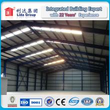 ISO & Ce BV Estructura de acero recomendada Almacén, taller y otros edificios a medida