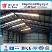 Entrepôt de stockage de structure métallique