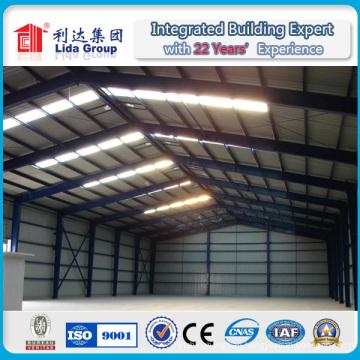Steel Structure Storage Warehouse
