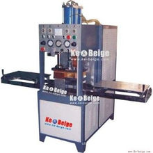 Hydraulic, Oil Pressure Toothbrush Blister Sealing Machine, High Frequency Welding Machine For Pet, Apet