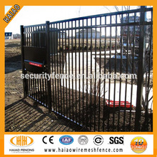 THE most beautiful steel pool fencing