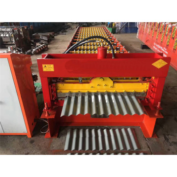 Corrugated Roofing Panel Roll Forming Machine