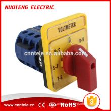 Водонепроницаемый поворотный кулачковый переключатель вольтметра серии LW26-20 для сварочного аппарата