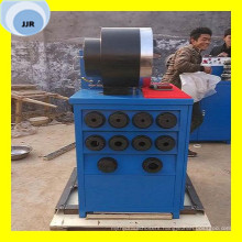 Vertical Style 6mm to 51mm Hydraulic Hose Buckling Machine