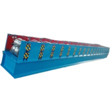 Galvanized Crash Barrier Cold Roll Forming Machine