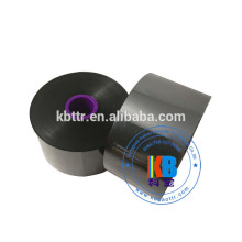 55mm*1000m Black TTO compatible Markem X40 X60 printer ribbon