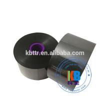 Tira preta de 55mm * 1000m compatível com TTO Markem X40 X60