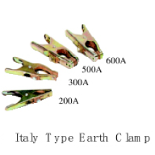 Italy Type Earth Clamp