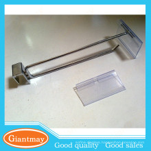 seamless Middle duty display hook for tube