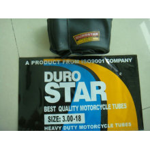 Duro Star Motorcycle Inner Tubes for South American Market (300-18)