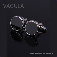 VAGULA Quality Onyx Gemelos Wedding Cuff Links New Cufflinks (HL62272)
