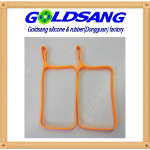New Design Silicone Mobile Phone Case Customized Size