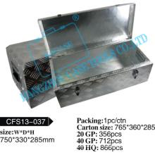 aluminium ramasser de cas