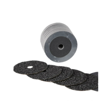 Silicone carbide fiber grinding disc for stone