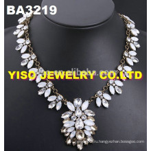 Красивое бриллиантовое ожерелье