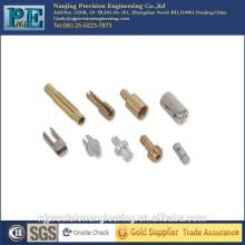 Hochwertige CNC-Bearbeitung Metallrohrverbinder