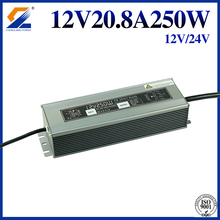 IP67 DC-voeding 24 V 10A 250W