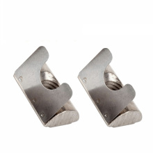 Universal Aluminum Profile 3040 T Slot Nut With Spring Leaf Elastic Nut