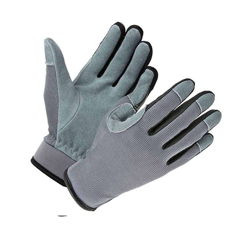 Yarn Conductive Touch Screen Gloves