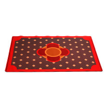 Economical 3D Vision Printed Blank Floor Mats Wholesale Washable doormat,Anti-skid Entrance Welcome Mats Oriental Rug Rubber