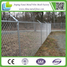 Perimeter Chain Link Mesh Fencing for Sale