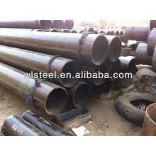 Труба ASTM SA106 горячие трубы для котлов высокого давления трубы