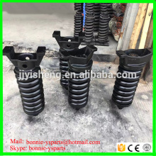 Professional supply excavator track adjuster VOLVO ec210 track recoil spring assembly