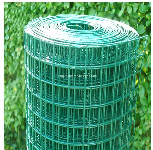 PVC Coated Welded Wire neting