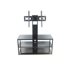 Soporte de TV giratorio para montaje en el suelo LCD / LED