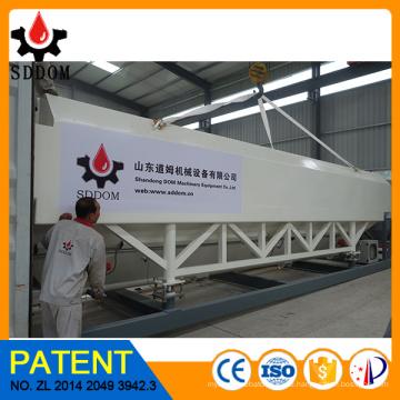 Zement Lagerung, Silo-Konstruktion, horizontale Zement-Silo