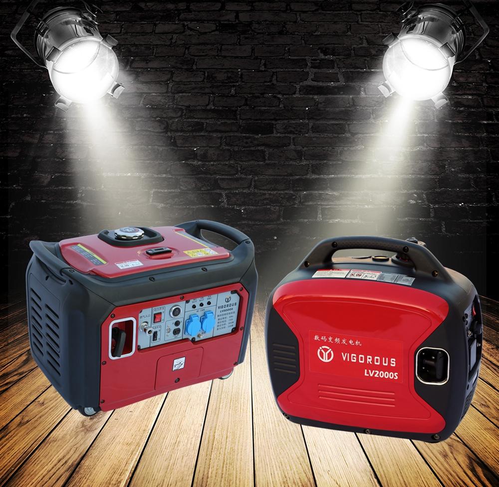 Inverter Dual Fuel Generator
