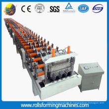 Plaque tôle Roll Machines de formage de platelage de plancher