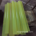95A Shore Excellent Elastomer PU Round Bar
