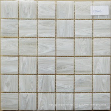 Glass Mosaic 48mmby 48mm White Color