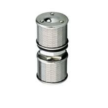Type de tube double Capuche de plongée / buse de filtre