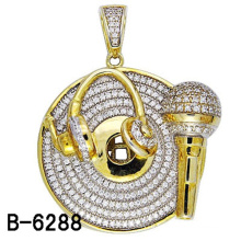 New Design 925 Sterling Silver Jewelry Pendant