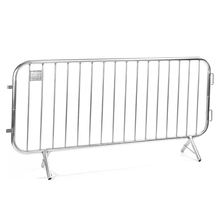 High Quality Powder Coated Crowd Control Barrier Price(factory)