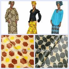 Мода новейшие разработки Африки Гвинея brocade ткани одежды дамасской Shadda Базен 10дворы/шт 5% скидка продвижение