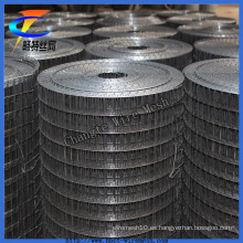 Alambre de hierro negro de las ventas calientes fábrica de malla de alambre soldado