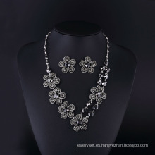 Sophia Crystal Dimond Jewellery Necklace para Mujeres